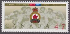 Canada 2001 #1926 Royal Canadian Legion 75 years - MNH