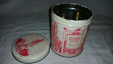 Vintage Whitman Co Peanut Butter Puffs Tin with Liberty Bell PA free shipping