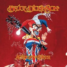 Bruce Dickinson - Accident Of Birth 2x vinyl LP IN STOCK NEW/SEALED Iron Maiden