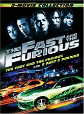The Fast and the Furious 2-Movie Collection, New DVD, Fast & the Furious 2-Movie