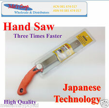 Hand Saw, 3 Times Faster, Fine Crosscut, 17 TPI, Japanese Technology
