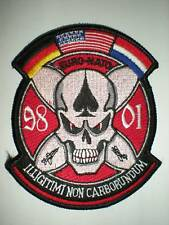 USAF EURO-NATO JJPT CLASS 98-01 PATCH -COLOR