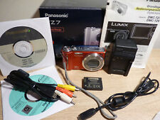 Panasonic LUMIX DMC-TZ7/DMC-ZS3 10,1 MP 12x Leica Zoom-HD Video Digitalkamera