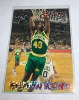 94-95 Topps Stadium Club Extreme Corps Shawn Kemp #125 Supersonics Hard_8s_Magic