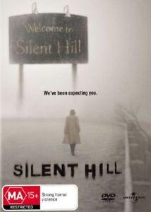 Silent Hill - Rare DVD Aus Stock Horror Region 4 - NEW+SEALED