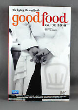 The Sydney Morning Herald Good Food Guide 2016 - Brand New Paperback