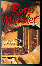 KING STEPHEN ROSE MADDER SPERLING & KUPFER 1996 NARRATIVA PRIMA EDIZIONE