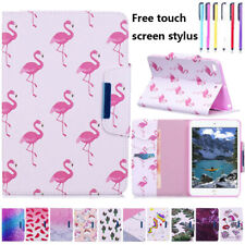 For iPad 2 3 4 Mini 1 2 3 Air 1 / 2 Pro 9.7 Flip Stand Smart Leather Case Cover