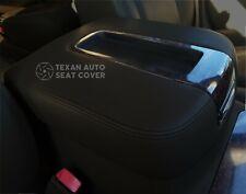 2007 2008 2009 Chevy Silverado 1500 2500HD LT LS LTZ Center Console Cover Black