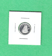 2001 Canadian 10 Cent Silver Dime From the Proof Set