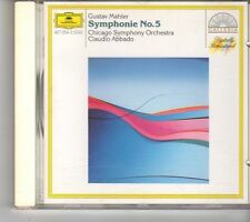 (FH248) Mahler: Symphony #5 - 1981 CD
