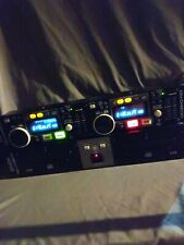 Denon DN-D4500 Dual CD & MP3 Rack Mount Player with Controller (2 pcs) Pro DJ Se