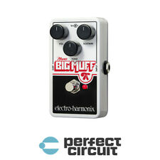 Electro-Harmonix Nano Big Muff Distortion Sustainer EFFECTS - NEW - PCA