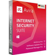 AVIRA INTERNET SECURITY SUITE 2020 - LICENZA ORIGINALE 1-3 PC - NO SCADENZA