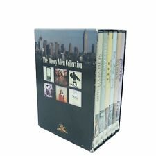 The Woody Allen Collection 6-Disc EXCELLENT Cond DVD Boxset Complete w/ Inserts