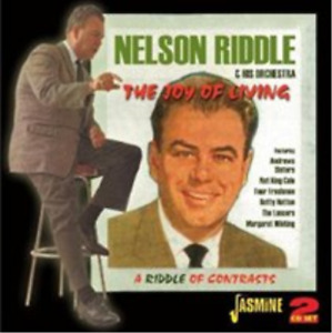 Nelson Riddle-The Joy of Living CD NEW