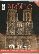 APOLLO Art Magazine June 2019 - Notre Dame: What Next?, Cindy Sherman