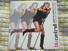 Blu Cantrell Feat Ian Lewis Of Inner Circle‎– Make Me Wanna Scream UK CD Single