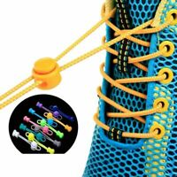 Shoe Laces Sneaker Elastic Lacets Strings Running Jogging Triathlone Accessories