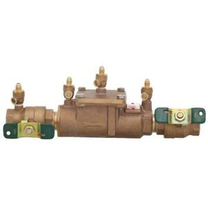 Watts Backflow Preventer 1-Inch