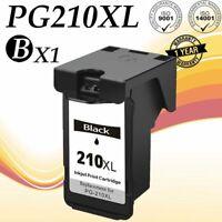 1PK PG-210XL PG210XL Black Ink Cartridge for Canon PIXMA MX320 MX330 MX340 MX420