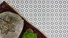 TILE SAMPLES: Agadir Black Moroccan Porcelain Anti Slip Wall & Floor Tiles