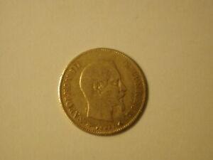 1860-A France 10 Francs Gold Extra Fine KM 781.1