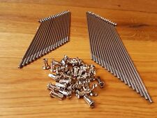 Spokes Zundapp DB200, 250, DBK200, 250 Stainless Steel 36 Pieces with Nipples