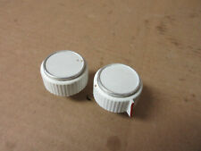 Whirlpool Dryer Control Knob Set 1 Each Part # 3393200 3393199