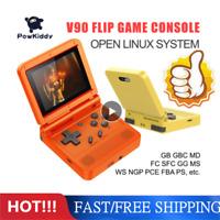 Magic GBA V90 3-inch IPS Screen Retro Handheld Console 16 Simulators 3000+Games=