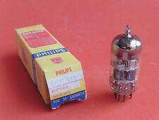 1 tube electronique PHILIPS  ECC189 /vintage valve tube amplifier/NOS(6)