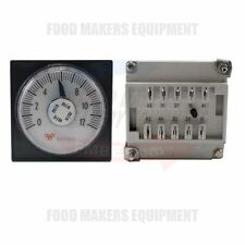 Kemper Sp100L / President 150 A Timer 230V. 12 Min. 221958 old Part# 206402
