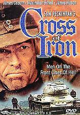 SAM PECKINPAH'S Cross Of Iron (DVD, 2011), BRAND NEW FREE P&P