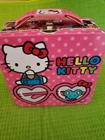 HELLO KITTY LUNCH BOX SMALL