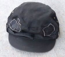 Unisex Messenger Cap - Black -