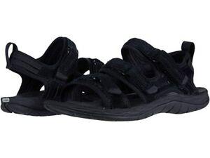 Merrell Women's Siren 2 Strap Sandals - Black NWB