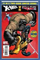 X-Men vs Agents of Atlas #1(of 2) (2009) McGuinness Cvr MARVEL Comics UNREAD NM-