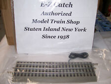 """LIONEL FASTRACK 10"""" STRAIGHT TERMINAL TRACK SECTION O GAUGE # 6-85413 BRAND NEW"""