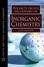 The Facts on File Dictionary of Inorganic Chemistry (Facts on File Sci-ExLibrary