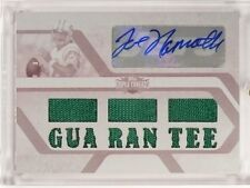 2008 Topps Triple Threads White Whale Joe Namath autograph patch #D 1/1 *49999
