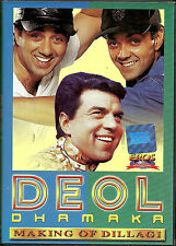 DEOL DHAMAKA - NEW BOLLYWOOD HIT 20 SONGS DVD