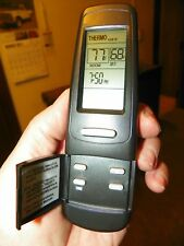 REMOTE THERMOSTAT PORTABLE WIRELESS with AA BATTERY Power
