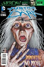JUSTICE LEAGUE DARK #16 (2013) DC NEW 52, THE DEATH OF MAGIC, LEMIRE, JANIN, NM