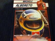MICHELE ALBORETO ROBERTO TESO LANCIA MONTECARLO MINARDI FLY 281 F2 CANDY TYRRELL