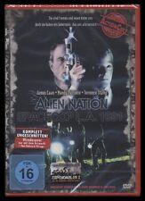 DVD ALIEN NATION - SPACECOP L.A. 1991 - ACTION CULT - UNCUT - JAMES CAAN * NEU *