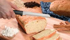 "RADA CUTLRY  W236 THE 6"" BREAD KNIFE RESIN HANDLE 6""  LONG BLADE  MADE IN USA"