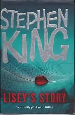 STEPHEN KING LISEY'S STORY HARDBACK UK EDITION