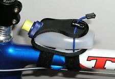 Bike Mounted Gel Flask Holder top tube Gu 4-6 oz size