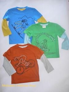 Mini Boden  Extreme Sport T-Shirt Various Size NEW