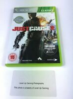 Just Cause 2 Xbox 360 UK PAL (FAST FREE POSTAGE) No Manual